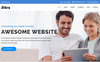 "Modello Joomla Responsive #79895 ""Aikra - Responsive MultiPurpose  With Page Builder 