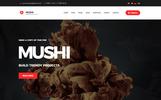 """Tema Joomla Responsive #80910 """"Mushi - The MultiPurpose Responsive Corporate"""""""