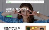 """Raees - Creative Agency"" thème Joomla adaptatif"