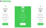 Plantilla Joomla para Sitio de Servicios Comerciales