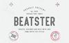 Beatster   With Extra Betűtípus Nagy méretű képernyőkép
