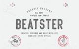 Beatster | With Extra Font