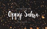 Oppy Sahra Fonte №79828