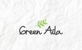 """Font """"Green Aila"""""""