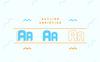 Alaqua Font Big Screenshot