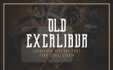 OldExcalibur Yazıtipi