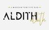 """Schriftart namens """"Aldith"""" Großer Screenshot"""