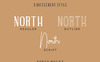 NORTH MOUNT Font Big Screenshot