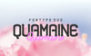 Quamaine Font Big Screenshot