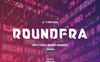 Roundfra Font Big Screenshot