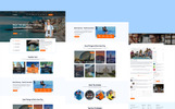 Bootstrap Bahon - Travel Agency PSD-mall