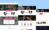 Conubial - Wedding PSD Template Big Screenshot