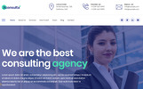 Tema de WordPress para Sitio de Finanzas