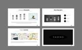 Grey Minimal Presentation PowerPoint Template