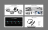 Suman Minimal PowerPointmall En stor skärmdump
