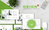 ORION - Creative PowerPoint Template