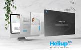 HELIUP - Creative Keynote Template