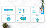 SATURN - Business PowerPoint Template