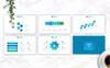 SATURN - Business PowerPoint Template Big Screenshot