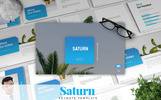 SATURN - Business Keynote sablon