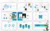 SATURN - Business Keynote Template En stor skärmdump