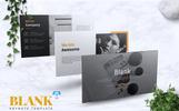 Blank - Business Keynote Template