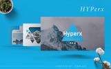 HyperX - Creative PowerPoint Template