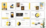 Veronika - Fashion PowerPoint Template