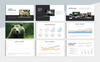 Premium Animal Charity PowerPointmall En stor skärmdump