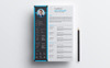 Marko Resume Template Big Screenshot