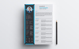 Marko Resume Template