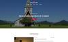"""Righterra - Religion Bootstrap 4"" Responsive Website template Groot  Screenshot"
