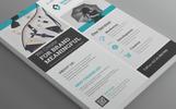 Sha - Corporate Flyer Corporate Identity Template