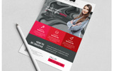 Undynding -  Flyer Corporate Identity Template