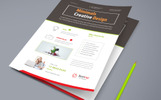 Bostrap -  Best Clean Flyer ] Corporate Identity Template