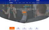 """ICFB Consulting"" PSD Template"