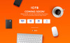 """ICFB Consulting"" PSD Template Groot  Screenshot"