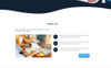 Begin - Personal Portfolio PSD Template Big Screenshot