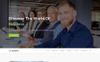 Plantilla Web para Sitio de Negocio y Servicios Captura de Pantalla Grande