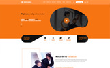 Strizious PSD Template