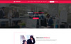 Strizious PSD Template Big Screenshot