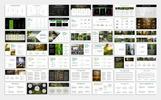 """""""Forest-"""" modèle PowerPoint adaptatif"""