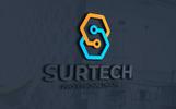 """""""S Letter"""" modèle logo"""