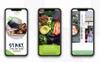 Instagram stories: Healthy Food After Effects intró Nagy méretű képernyőkép