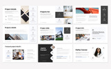 Yard Template PowerPoint №79956