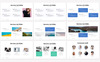 "Template PowerPoint #81133 ""Palette -  Presentation"" Screenshot grande"