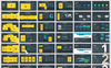 "Template Keynote #80860 ""Advertising"" Screenshot grande"
