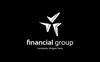"""Шаблон логотипа """"Financial Group"""" Большой скриншот"""