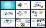 Startup - CLean Business PowerPoint Template