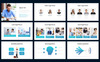 Startup - CLean Business PowerPoint Template Big Screenshot